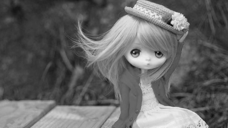 Amber Waterfall ASMR - Живая кукла. Ролевая Игра.